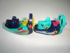 AIRBOATS HOVERCRAFTS 93 MODEL BOATS & SHIPS SET KINDER SURPRISE TOYS MINIATURES