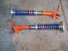 Escort Mk2 1600 Sport Harrier Rs Coilover Struts Alloy Tops New Inserts Springs