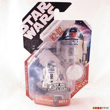 Star Wars 30th Anniversary Saga Legends R2-D2 Electronic Sounds silver coin