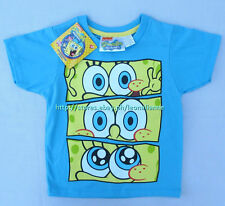23% OFF! LICENSED SPONGEBOB SQUAREPANTS BABY BOY'S TEE 2T / 1-2 YRS BNWT PHP 259