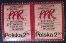POLAND STAMPS Fi2644 SC2501 Mi2792 - Polish Workers' Party, 1982, used