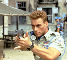 Jean-Claude Van Damme UNSIGNED photo -E151- Last Action Hero & Universal Soldier