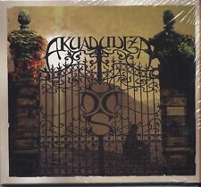 DAVIDE VAN DE SFROOS - Akuaduulza - CD DIGIPACK SIGILLATO  SEALED