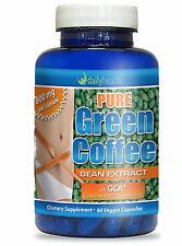 1 btl Pure Green Coffee Bean Extract 800mg w/ GCA Chlorogenic Acid Svetol