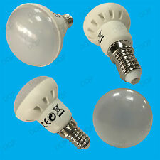3x 4W (=30W) R39 LED Spot Light Bulbs Pearl Lamps SES E14 6500K Daylight White