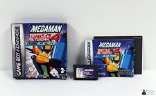 ★ Nintendo GameBoy Advance - MEGAMAN BATTLE NETWORK 4 BLUE MOON - Kompl. OVP ★