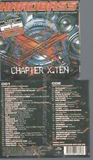 CD--VARIOUS -- - DOPPEL-CD -- HARDBASS CHAPTER 10
