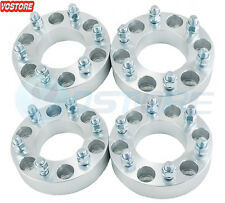 4 Wheel Spacers Adapters 6x135 1.5"