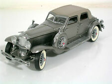 Franklin MINT modello di auto 1:24 Duesenberg SJ twenta Grand 1933, mattoncini, TOP