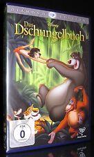 DVD WALT DISNEY - DAS DSCHUNGELBUCH 1 - DIAMOND EDITION *** NEU ***