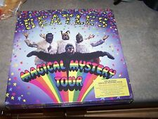 THE BEATLES SEALED!! MAGICAL MYSTERY TOUR DELUXE EP BOXSET RECORDS BLU- RAY/DVD