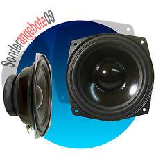 """Dynavox 165mm 8 Ohm Basslautsprecher Tieftöner Lautsprecher  6,5"""" Bassbox BASS"""