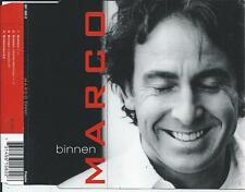 MARCO BORSATO - Binnen CD-MAXI 4TR Enhanced HOLLAND 1999 POLYDOR RARE!!