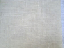 Linen blend, Fabric for Upholstery or Drapery, color Oyster
