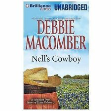 Nell's Cowboy by Debbie Macomber (2014, CD, Unabridged)