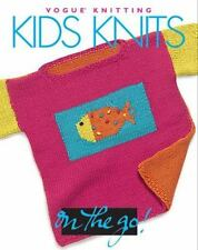 Vogue Knitting on the Go: Kids Knits-ExLibrary