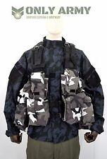 Tactical Load Bearing Vest Army / Combat / Airsoft Urban Camo FACTORY 2nds