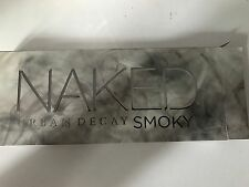 URBAN DECAY Naked Smokey Palette NEW In Box