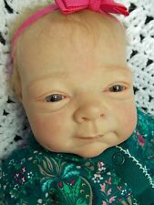 Rare, Hard to Find, Reborn Baby Doll Noor Adrie Stoete , Resell w COA's Germany