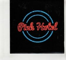 (HF90) Pink Hotel, She Doesn't Know - DJ CD