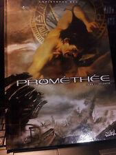 Prométhée - Tome 1 - Atlantis - BD - Soleil