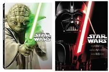 Star Wars - Prequel Trilogy + La Trilogia (6 DVD) - Cofanetti Singoli SIGILLATI
