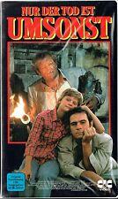 (VHS) Nur der Tod ist umsonst - Tommy Lee Jones, Martha Plimpton, Brian Dennehy