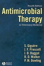 Antimicrobial Therapy in Veterinary Medicine, , Good Book