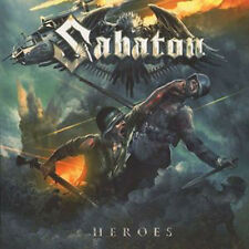 Sabaton - Heroes LP - Gatefold - Sealed - NEW COPY