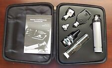 ADC Proscope Diagnostic Set Otoscope Ophthalmoscope Hard Case #5210 NEW in box