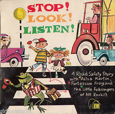 STOP! LOOK! LISTEN! A Road Safety Story EP