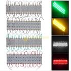 20Pcs Bright 5050 SMD LED Module Waterproof Hard Strip Bar WINDOW Light Lamp 12V