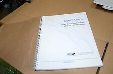 ILX Laser Diode Controller Modules Users Guide Manual LDC-3916 LDC-3916370