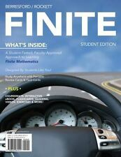 FINITE (with Mathematics CourseMate with eBook Printed Access Card)