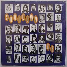 SHUTDOWN 66: Garage Punk Compilation ERNIE DOUGLASS lp SEALED scarce PSYCH