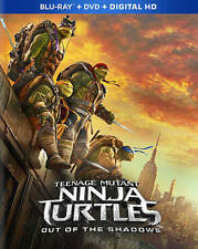 Teenage Mutant Ninja Turtles: Out Of The Shadows [Blu-ray] DVD, Stephen Amell, L