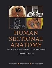 Human Sectional Anatomy: Pocket Atlas of Body Sections, CT and MRI Images by...