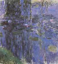 276 Water Lilies 1916 1919 A4 Print