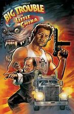 Big Trouble in Little China Vol. 1, Powell, Eric, Carpenter, John, Very Good Boo