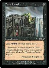 MTG Magic USG - Dark Ritual/Messe noire, English/VO