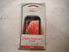 3-Pack Display Screen Protectors for Palm PRE Plus  - NEW