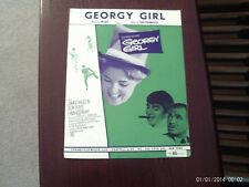 Tom Springfield: Georgy Girl, vocal  (Springfield)