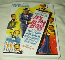 It's in the Bag (1945) DVD Fred Allen Jack Benny Don Ameche Rudy Vallee