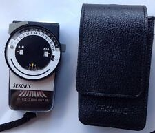 SEKONIC L-248 MULTI-LUMI LIGHT METER #59813