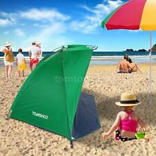 Pop Up Beach Canopy Sun Shade Shelter Outdoor Camping Fishing Tent Mesh A0H8
