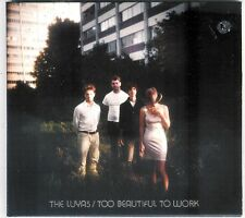 The Luyas - Too Beautiful to Work - 2011 CD