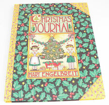 Christmas Journal Mary Engelbreit Hardcover Blank NEVER USED 1994