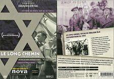 DVD - LE LONG CHEMIN : L' HISTOIRE DU PEUPLE JUIF AU XXe SIECLE / NEUF EMBALLE