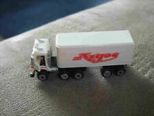MICRO MACHINE Uk ARTIC ARTICULATED SEMI TRACTOR TRAILER TRUCK ARGOS
