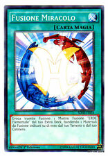 FUSIONE MIRACOLO  Miracle Fusion SDHS-IT024 Comune in Italiano YUGIOH